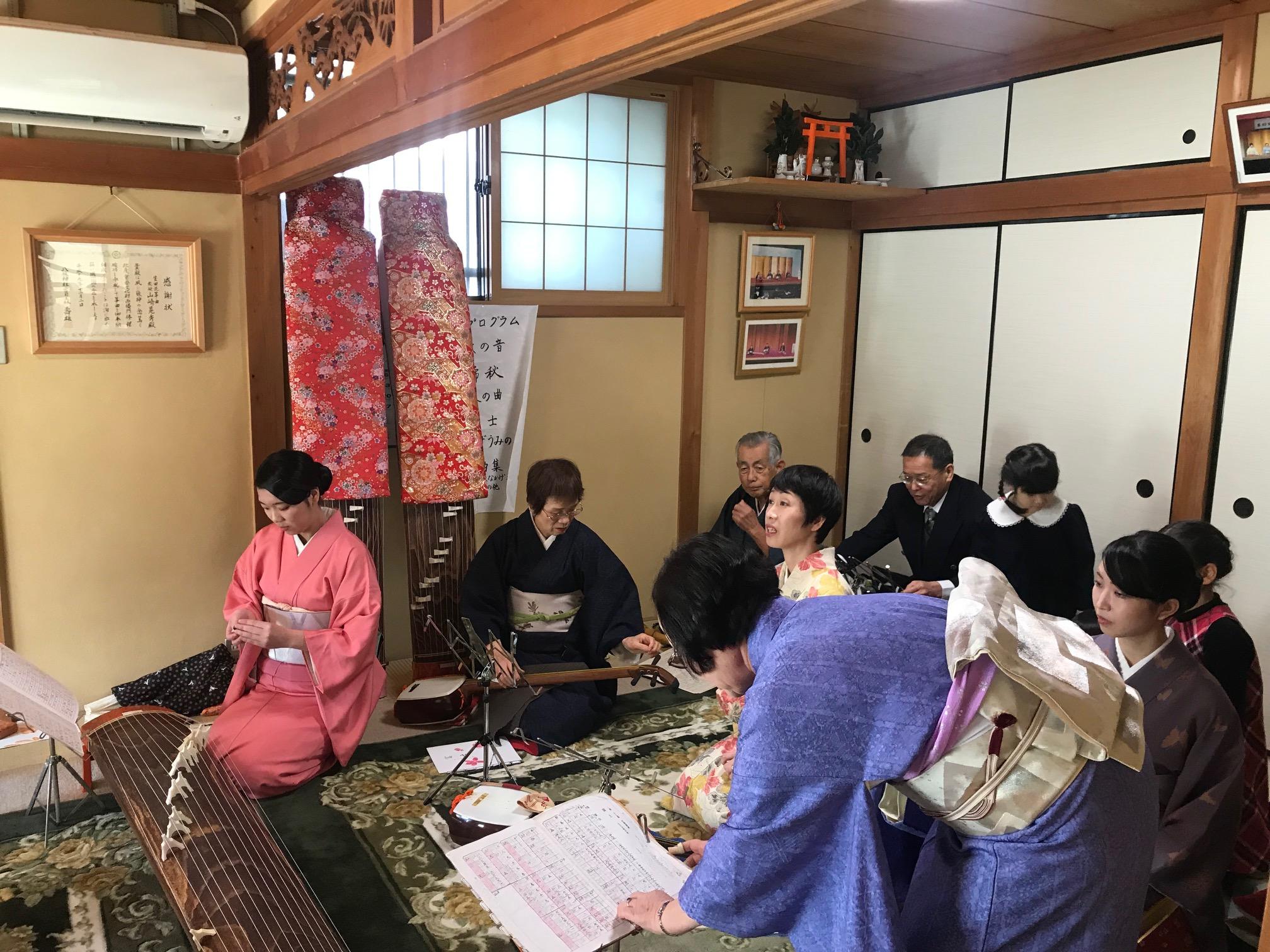 12月14日、京都の実家で『事始め』が行われました。